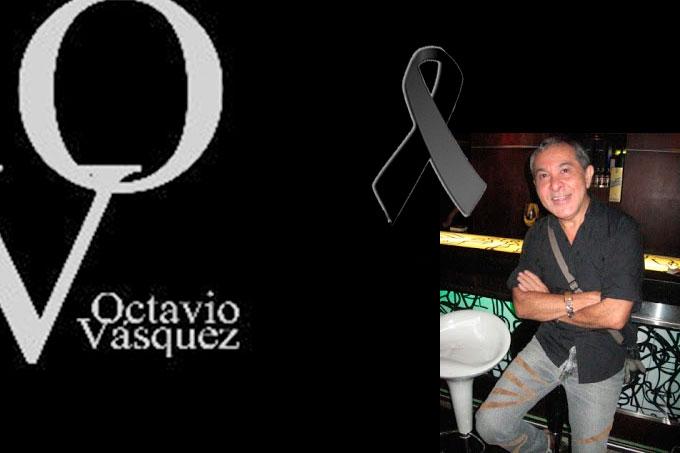 ¡Lamentable! Falleció diseñador venezolano Octavio Vásquez