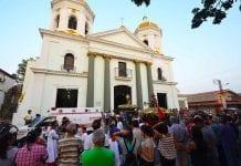 tradicional procesión