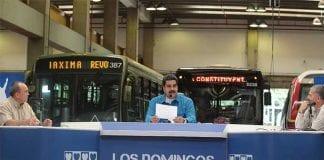 Maduro Metro de Caracas
