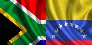 Venezuela y Sudáfrica