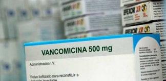 vancomicina cáncer
