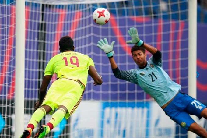 Resultado de imagen para Vinotinto sub-20 clasificó a octavos con goleada frente a Vanuatu