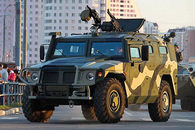 Hummer militar