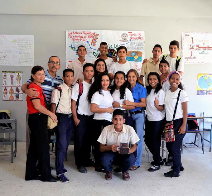 Proyecto Ezequiel Zamora