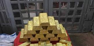 minería oro
