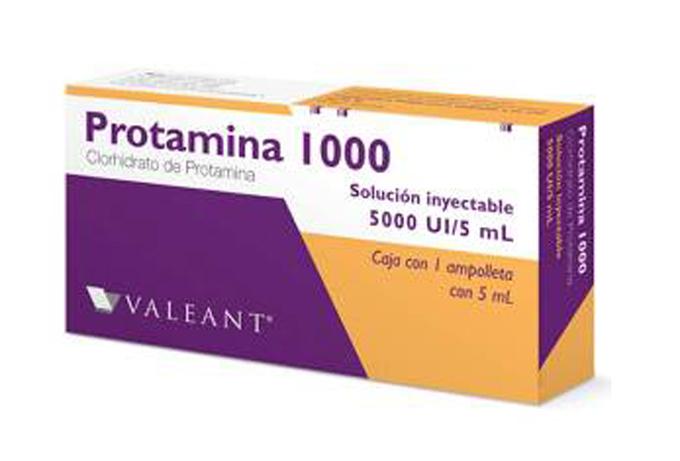 Servicio público: con carácter de urgencia se solicita Protamina y Clexane