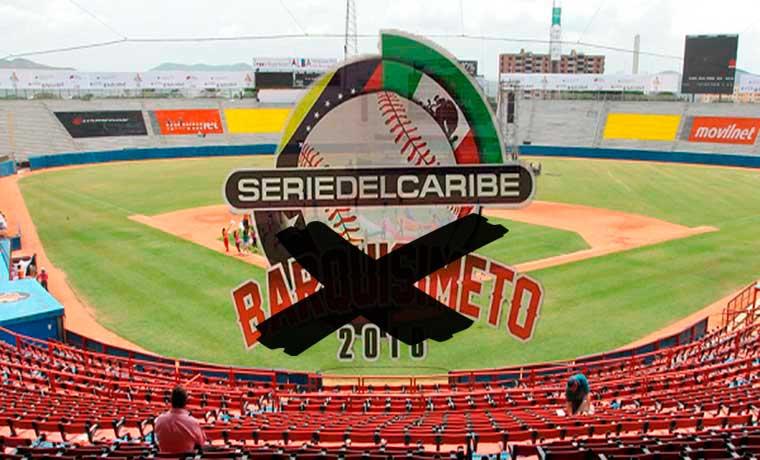 Venezuela no realizará la Serie del Caribe del 2018