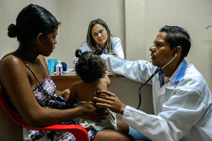 atenciones médicas gratuitas