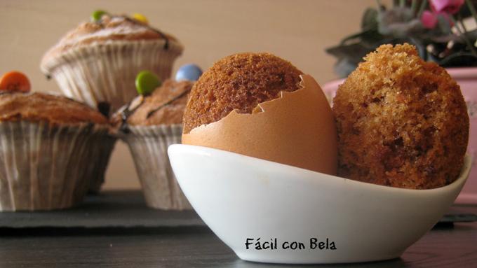 cáscara de huevos