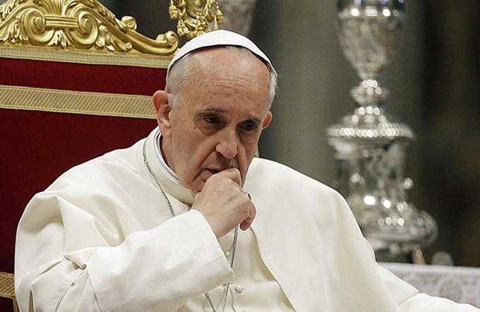 papa Francisco Macri