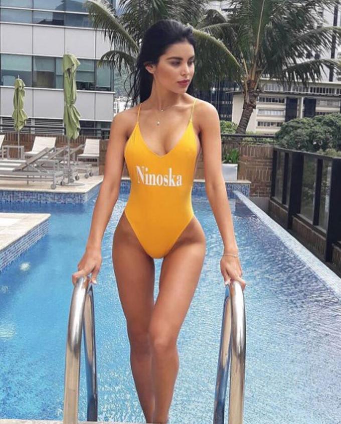 Conoce a la bella venezolana Ninoska Vasquez