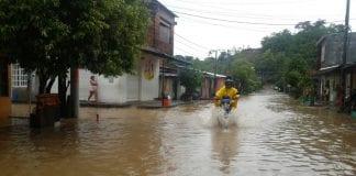 Torrenciales lluvias