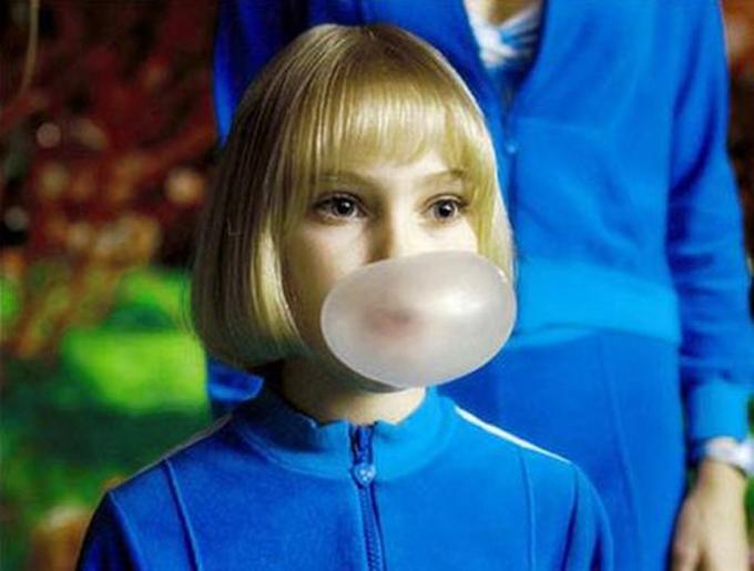 """¿La recuerdas? Mira la transformación de la """"odiosa"""" de Charlie y la Fábrica de Chocolates"""