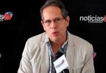 Carlos Cruz, presidente de la Academia de Historia del estado Carabobo