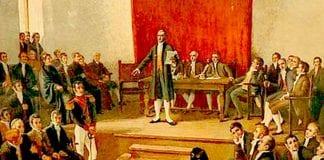 Proclamación de los derechos del pueblo