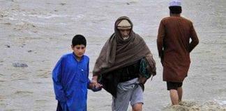 Lluvias en Afganistan