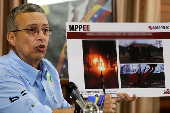 Ministro del Poder Popular para la Energía Eléctrica