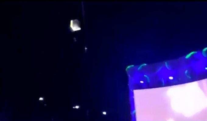 En video: ¡Caída mortal! Acróbata murió al precipitarse durante acto