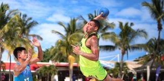 Balonmano masculino