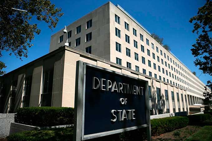 departamento de Estado EEUU