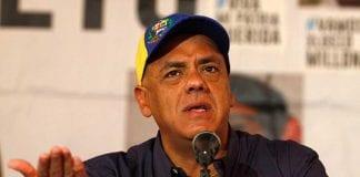 Jorge Rodríguez diálogo