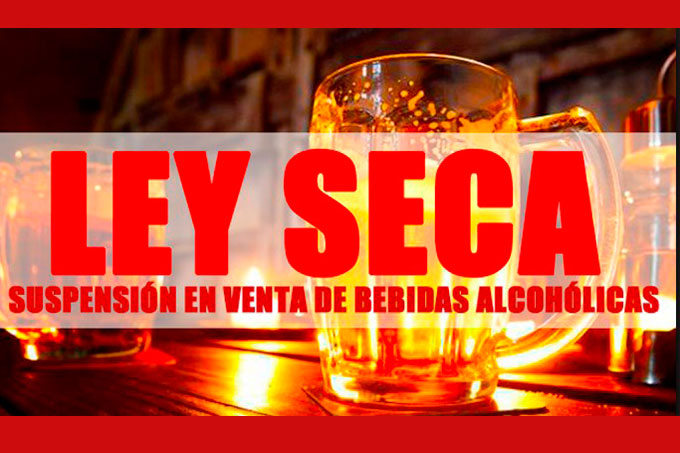 Ley seca-bebidas