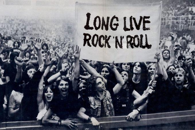 ¡Sube el volumen! Hoy se celebra el Día Mundial del Rock