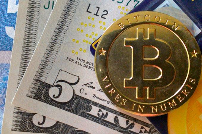 dólares Bitcoin