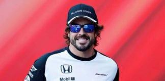 piloto Fernando Alonso