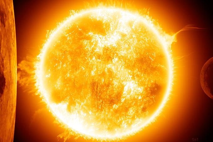 """Un """"segundo Sol"""" podría cruzar fronteras con nuestro sistema solar"""