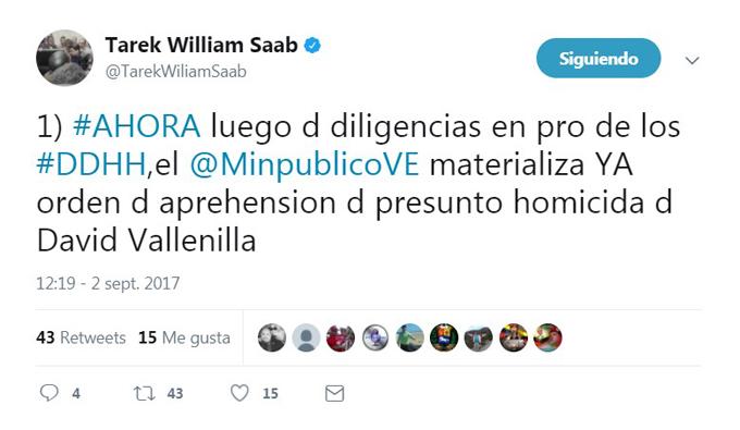 Detenido presunto homicida de David Vallenilla 1 - Noticias24Carabobo