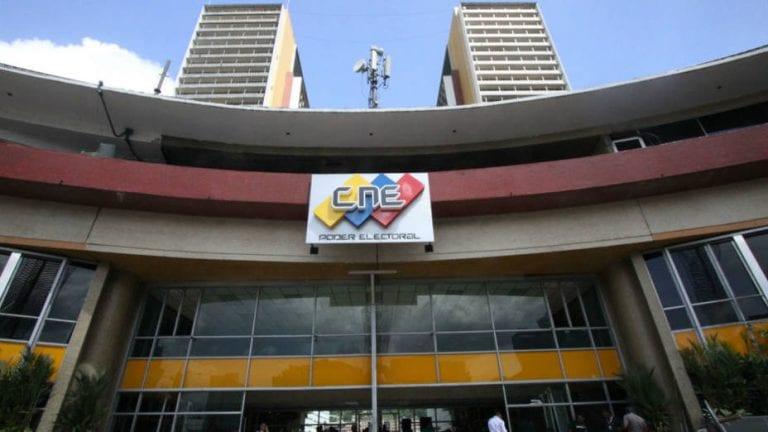 CNE publicará reubicación definitiva de centros de votación