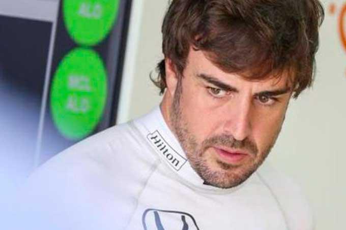 Fernando Alonso no descarta que Vettel aún pueda ser campeón