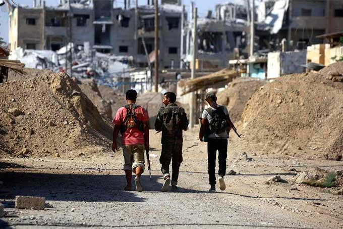 Siria Estado Islámico