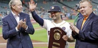 Lou Gehrig Memorial Award