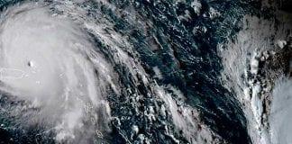 huracán Katia