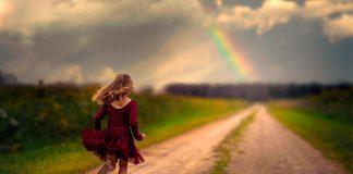 niño arco iris