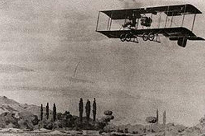 vuelo aéreo