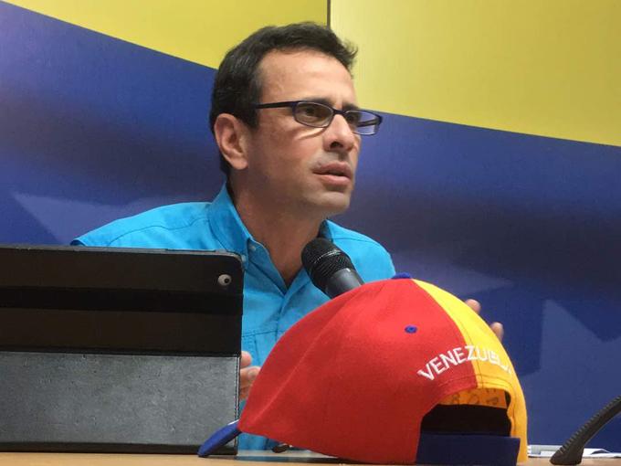 Capriles-Allup
