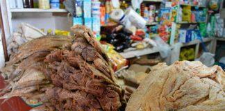 Carne-de-Chigüire