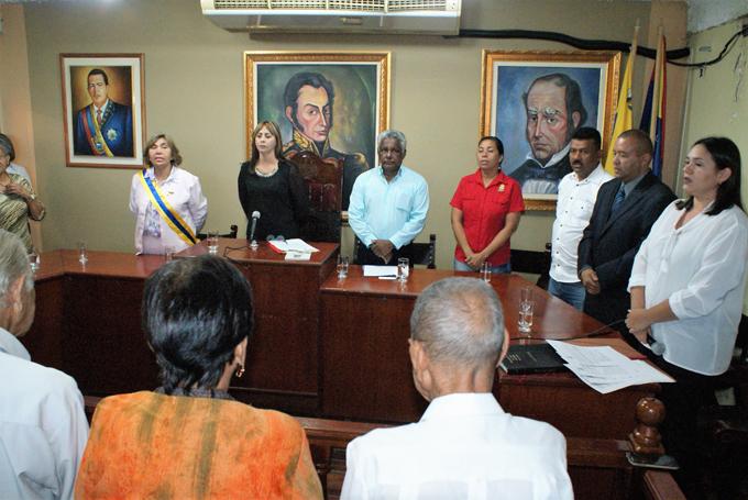 Concejo Municipal de Guacara