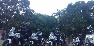 efectivos policiales