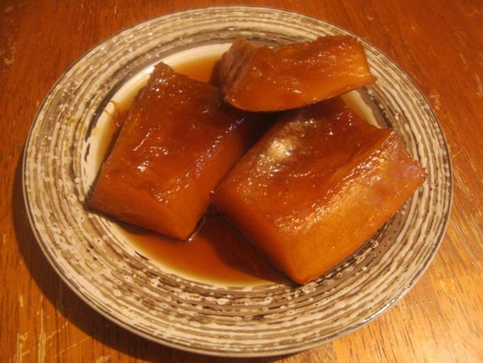 dulce de auyama