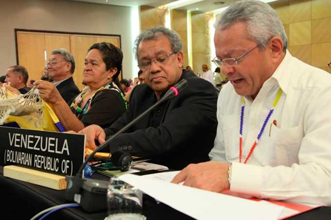Falleció Juan Carlos Barrios, embajador de Venezuela en Namibia