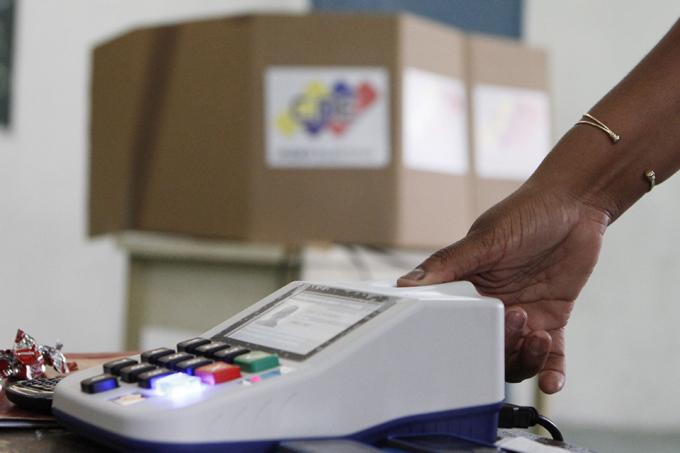 mesas electorales