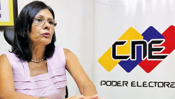 Rectora Socorro Hernández: el sistema electoral venezolano es inviolable