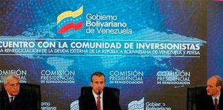 Deuda-reestructuración-Venezuela