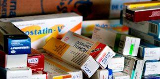 medicinas paciente