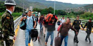 Colombia migrantes