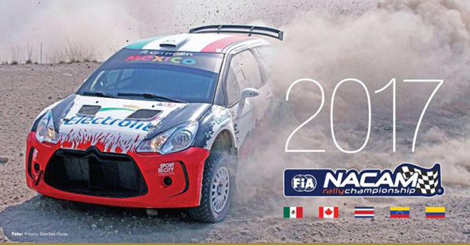 Rally FIA NACAM